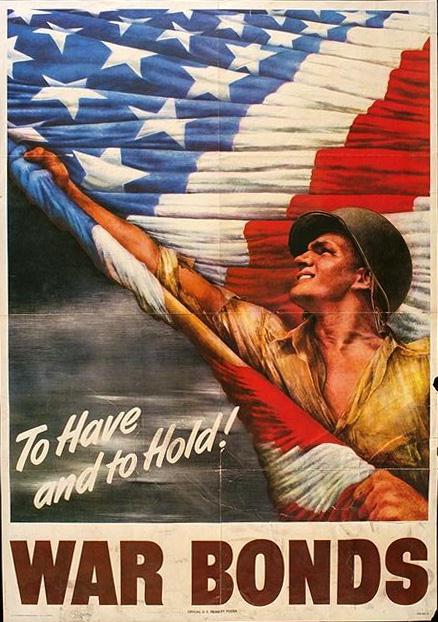 To have and to hold WW2 Poster