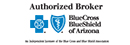 Anthem Blue Cross Blue Shield of Arizona Health Insurance Logo