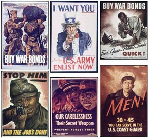 Join six WW2 Poster